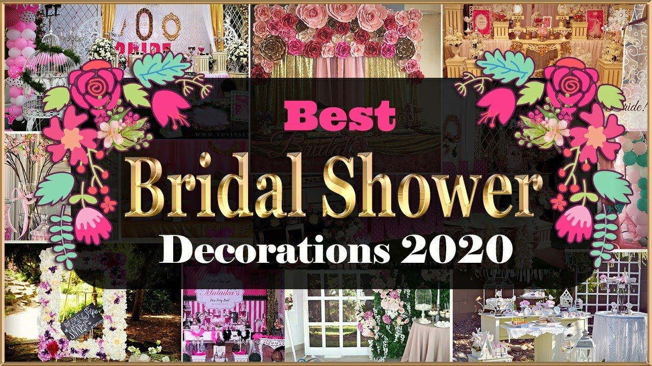 Easy Bridal Shower At Home Ideas Best Bridal Shower Decorations Diy In 2020 Bridal Shower Decorations Diy Bridal Shower Decorations Bridal Shower