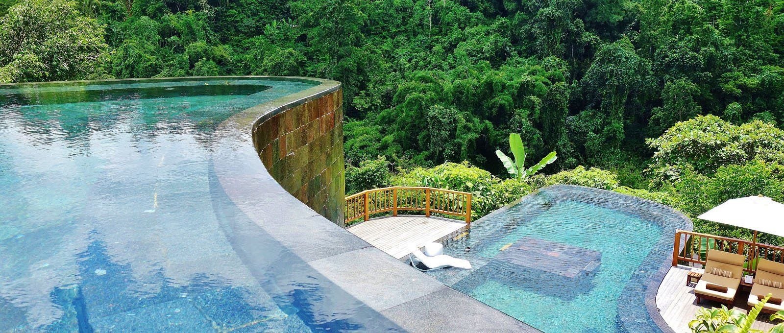Luxurious destination in the heart of Bali, a spectacular resort ...