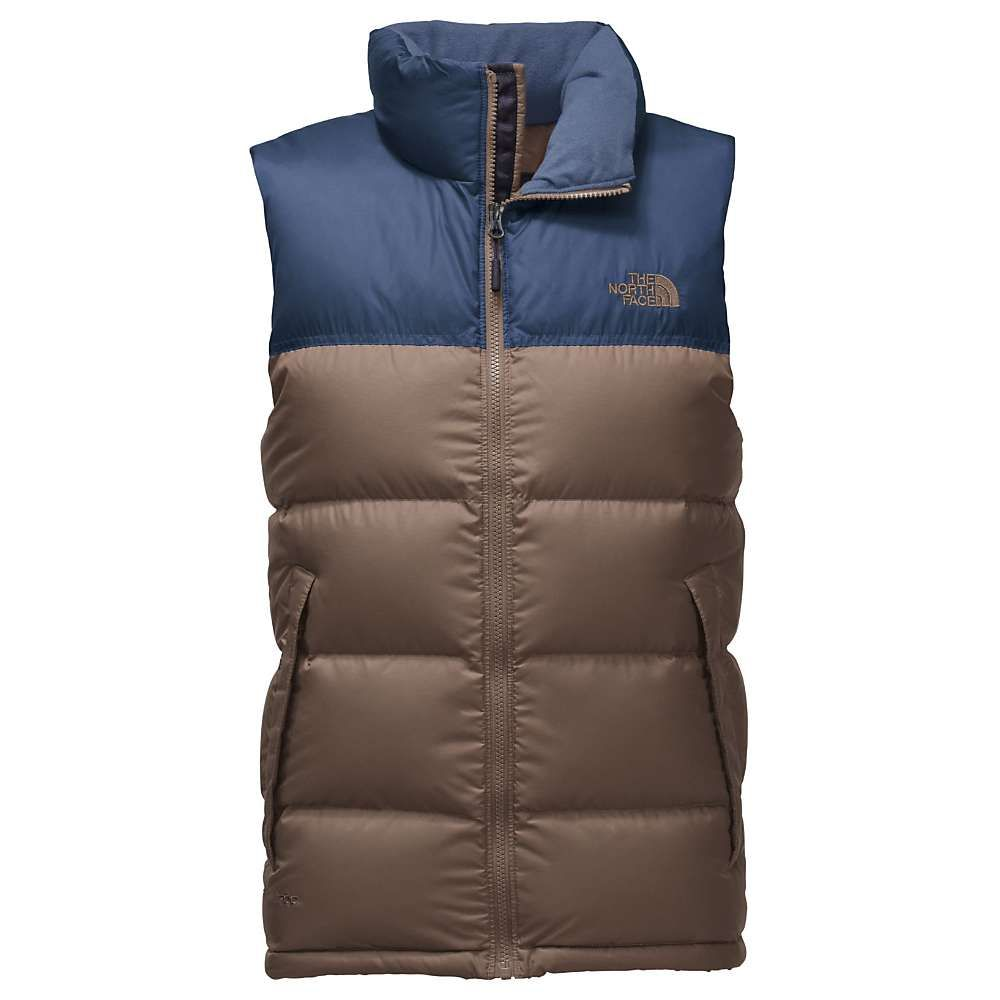 d2cee3677 The North Face Men's Nuptse Vest - Medium - Falcon Brown / Shady ...