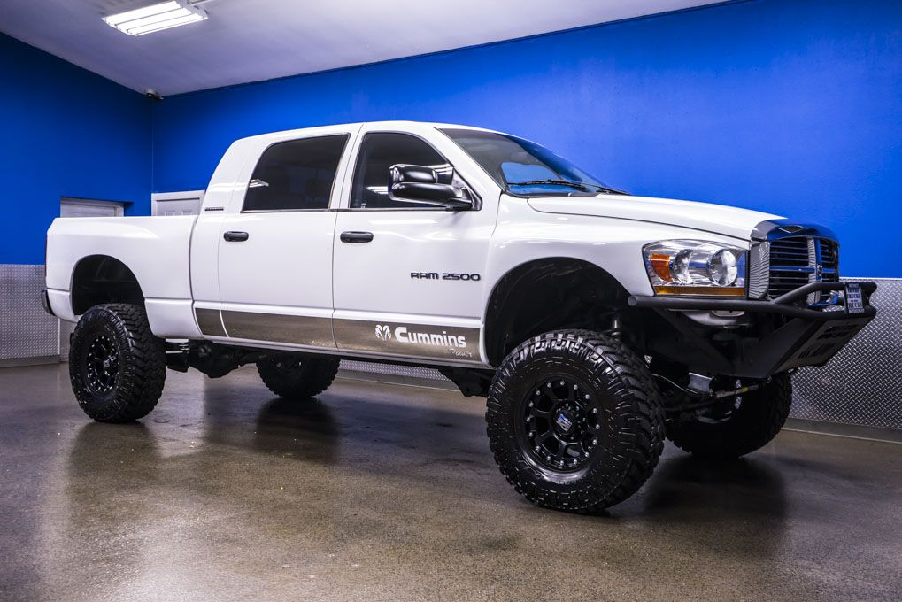 2006 Dodge Ram 2500 Slt 4x4 For Sale At Northwest Motorsport Diesel Trucks Chevy Diesel Trucks Diesel Trucks For Sale