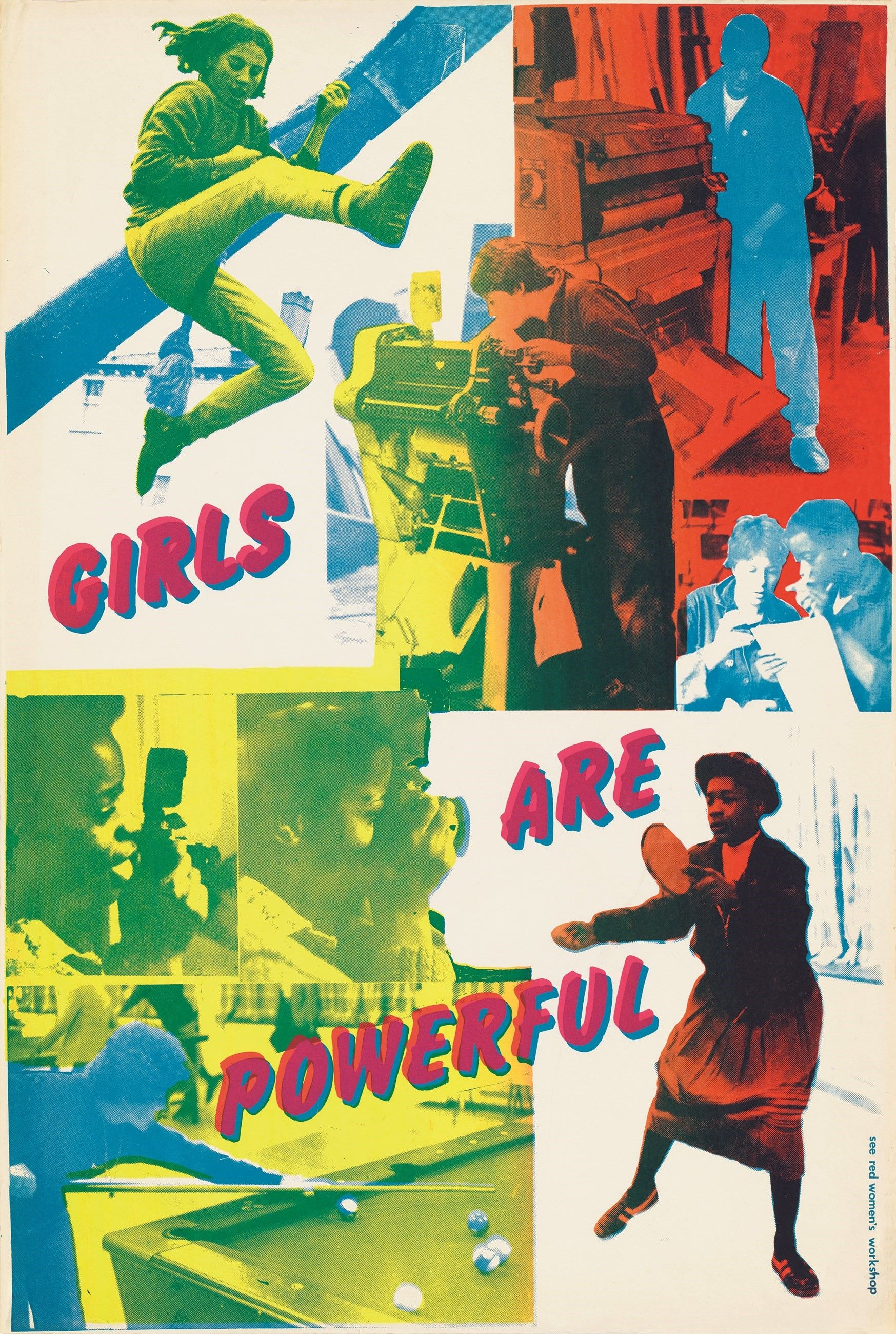 The Women S Collective Behind 16 Years Of Feminist Posters Protest Art Protest Posters Political Art