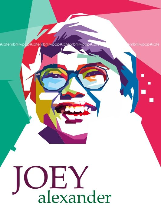 Joey Alexander on WPAP #joeyalexander by safembrik on DeviantArt