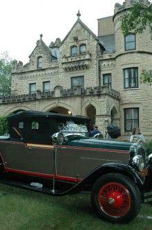 Joslyn Castle Classic Car ShowOmaha OMAHA Pinterest Castles - Omaha car show
