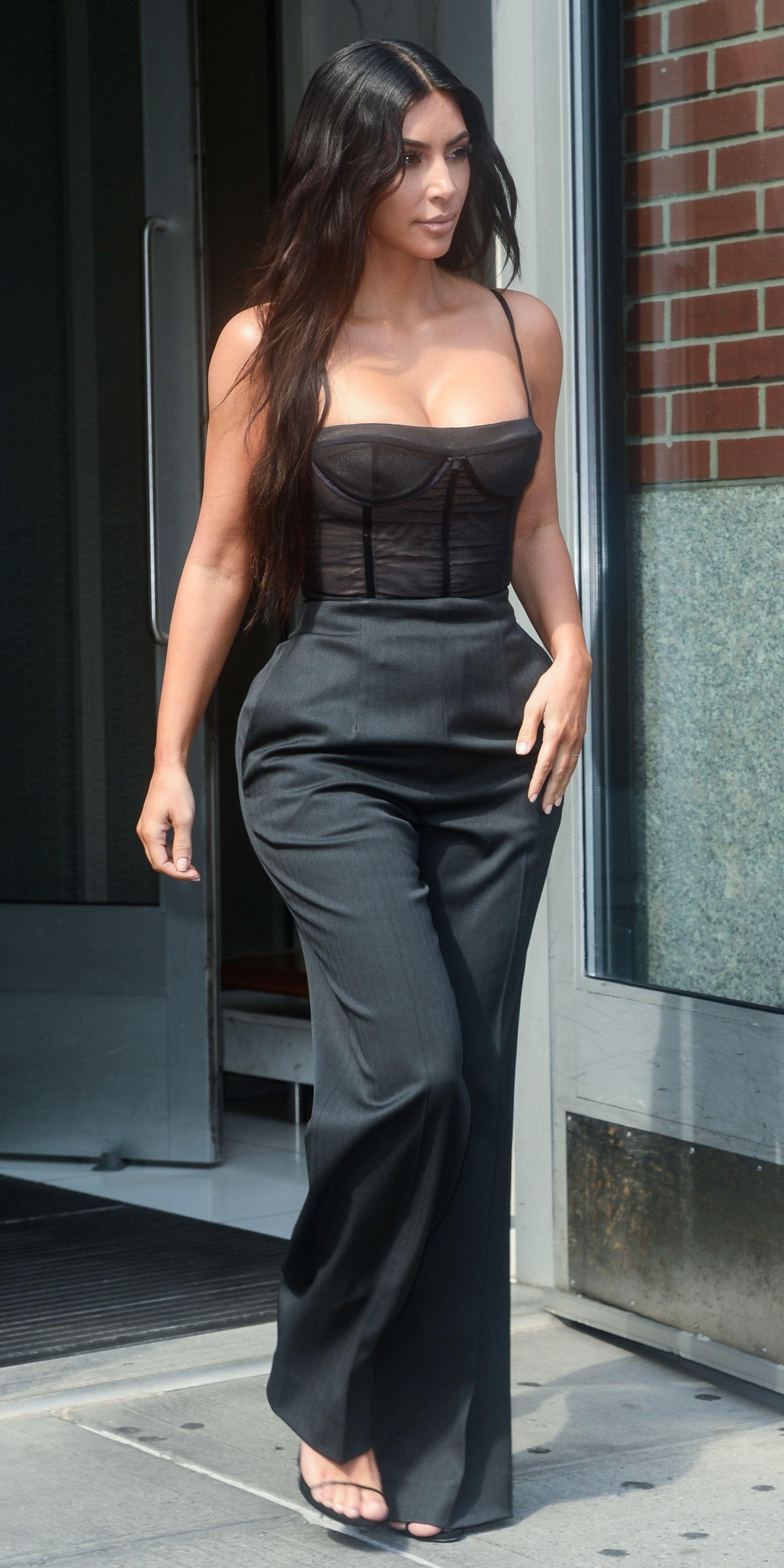 kim kardashian west's best street style moments