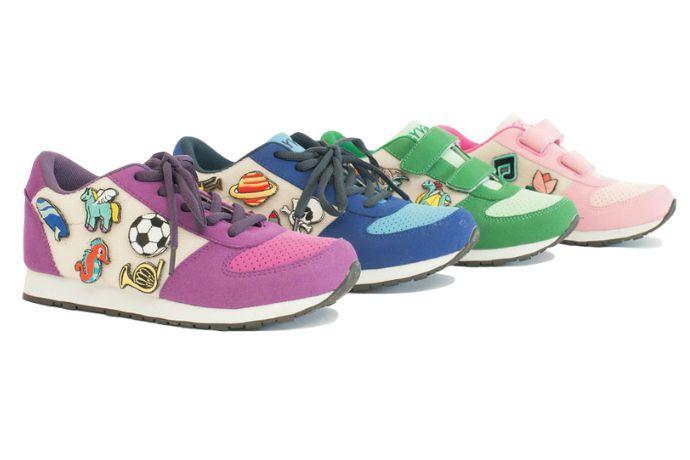 Fayvel shoes for kids: Smart concept