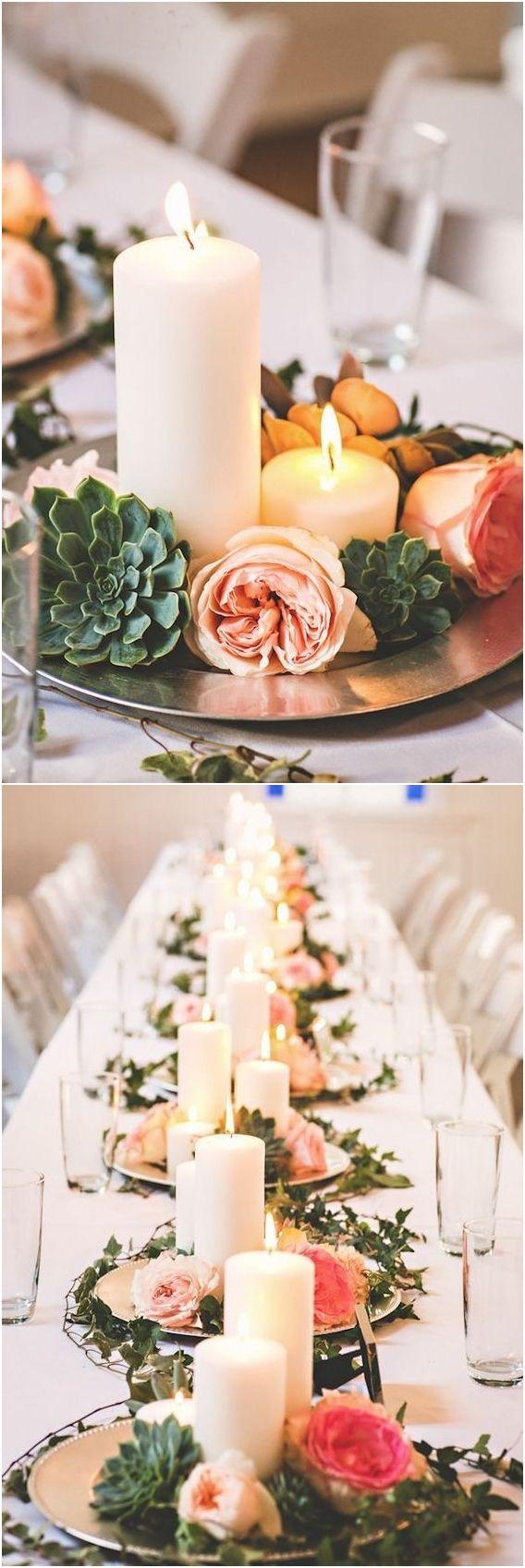 elegant succulent wedding centerpiece ideas wedding decors