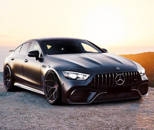 Geiler Mercedes