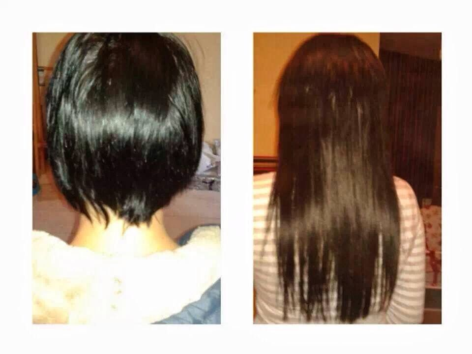 Fusion bond hair extensions before and after haarkapsels fusion bond hair extensions before and after pmusecretfo Image collections
