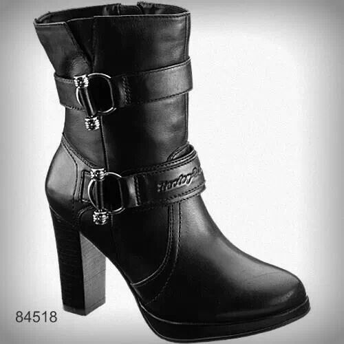 Pin by Amber Woodsmall on My Style | Harley boots, Boots