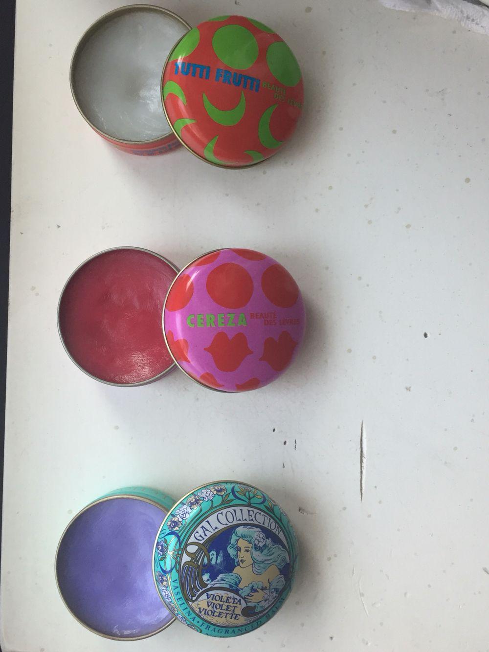 These Are My Agatha Ruiz De La Prada Vaselina Gal Collection Lip