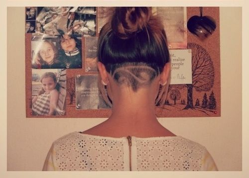 Getting this undercut!