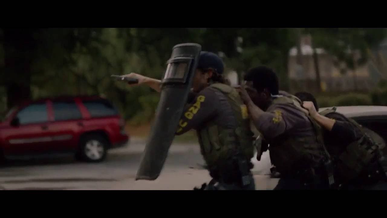 Breach Scene From Triple 9 Rainbow Six Siege Style Triple 9 Scene Film
