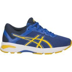 Photo of Asics kids running shoes Gt-1000 6 Gs, size 36 in Victoria Blue / tai-Chi Yellow / d, size 36 in Victor