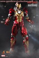 Hot toys Iron Man 3 Heartbreaker Mark XVII 1/6th scale Limited Edition Collectible Figurine MMS212