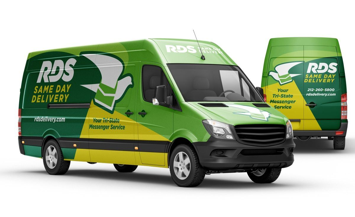 Rds Same Day Delivery Kickcharge Creative Cool Trucks Van