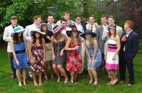 hat party derby daze