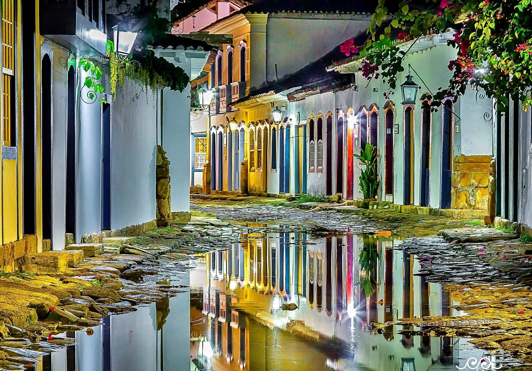 Paraty, Rio de Janeiro, Brasil