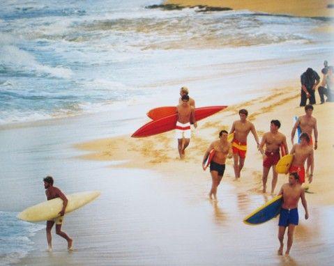 how to get back on a surf ski