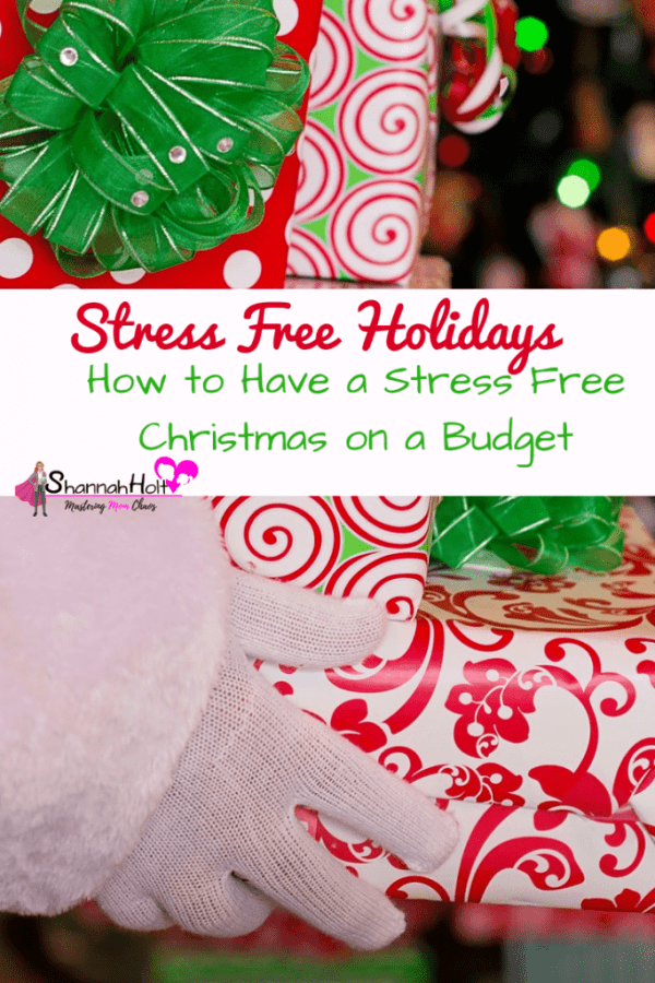 21c430ae320 Wouldn t it be great to have stress free holidays  These tips will show you  how to have a stress-free Christmas on a budget.