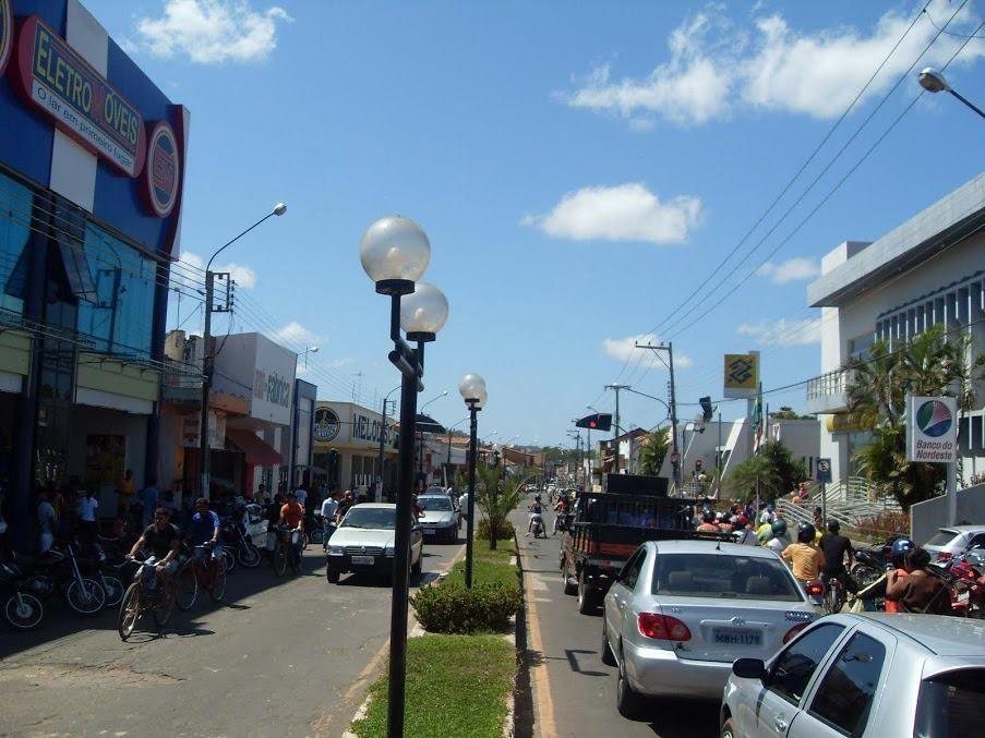 centro da cidade de pedreiras ma (com imagens) | Cidade de ...