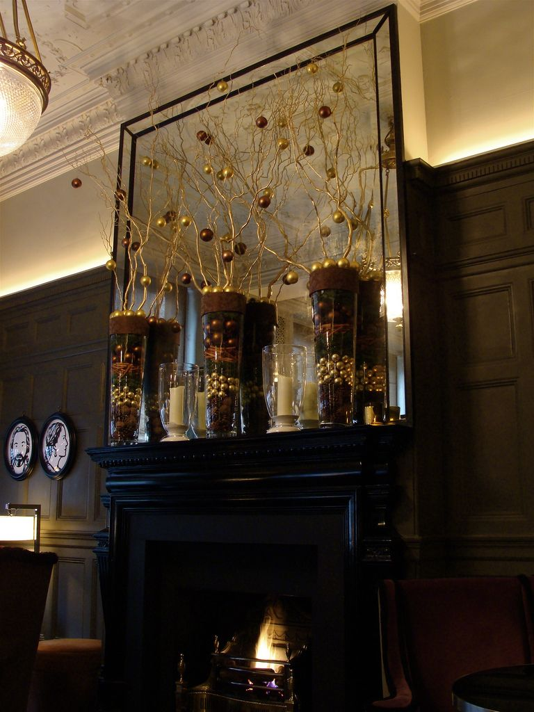 The Coburg Bar at The Connaught Hotel Christmas 2008 | by Ken Marten