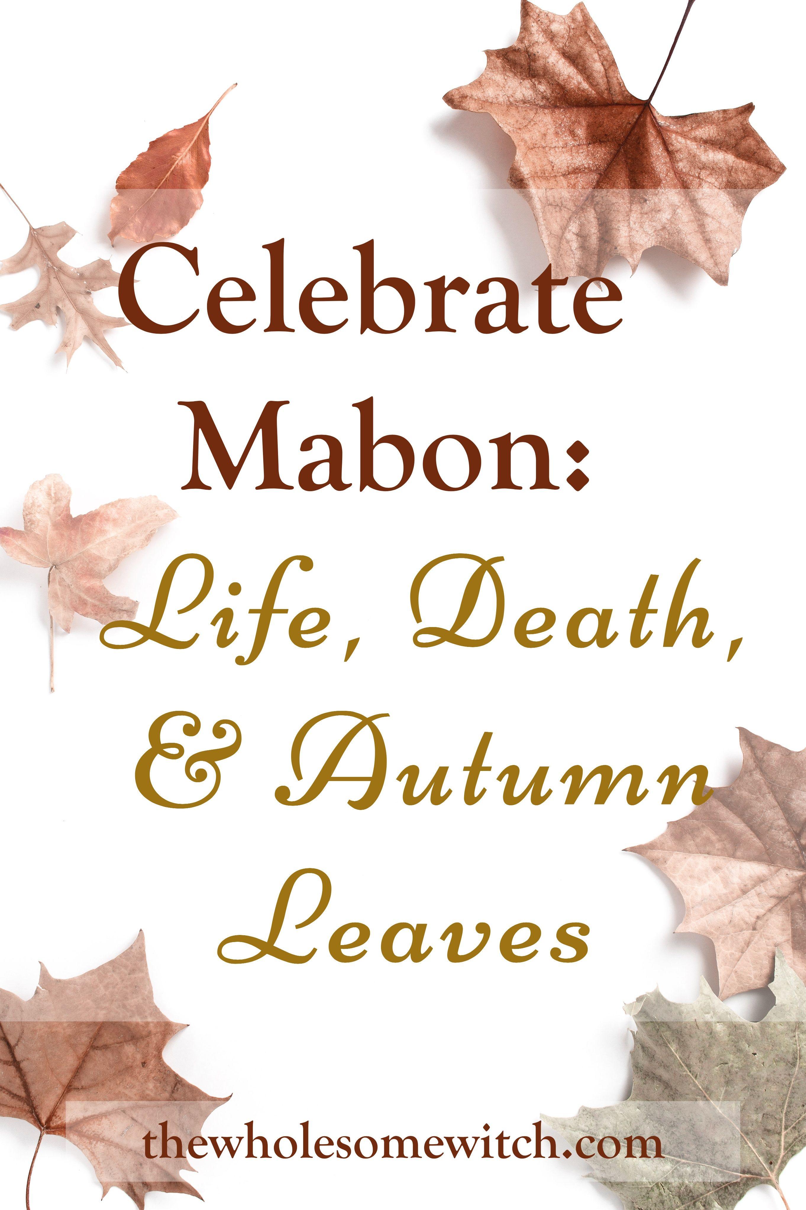 Mabon Magick #maboncelebration