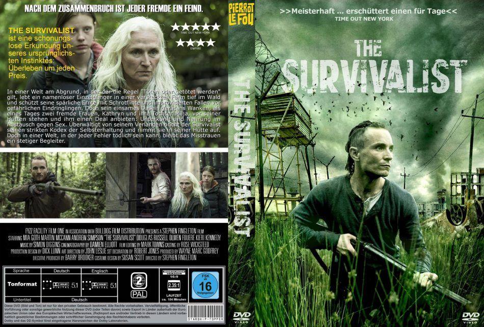 فيلم الدراما والخيال The Survivalist 2015 مترجم Survivalist Fictional Characters Movie Posters