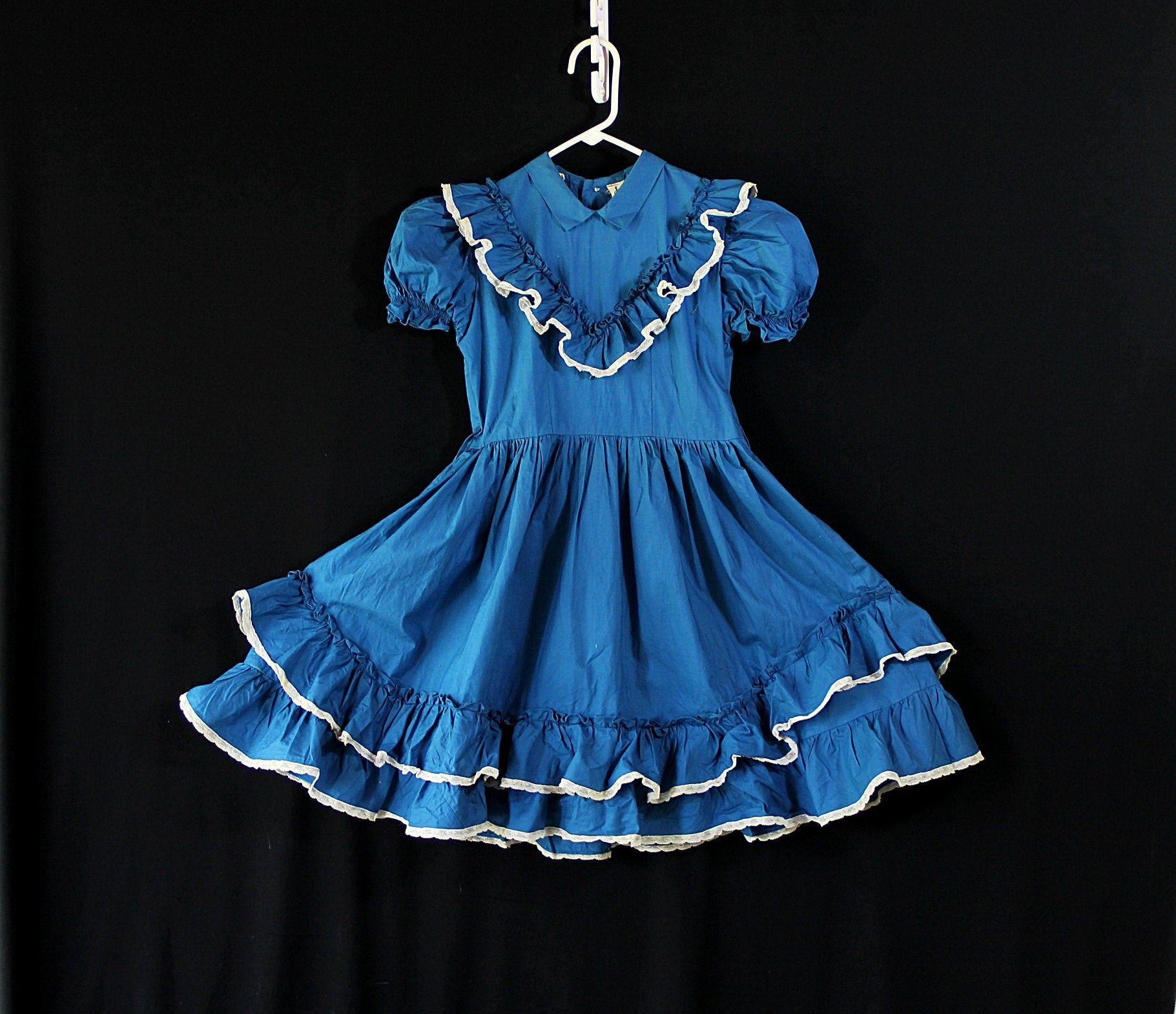 1910s Dress Antique Edwardian 1900s Cotton Ruffled Dress Etsy 1910s Fashion Dresses Cotton Gowns [ 1213 x 794 Pixel ]