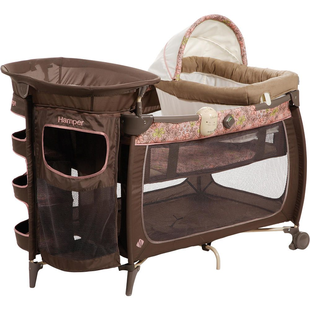 Give Your Baby A Stylish Place To Nap And Play With The S1