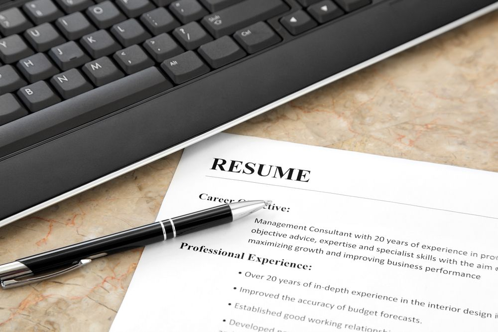 The key to entry-level resume success is to boost your current
