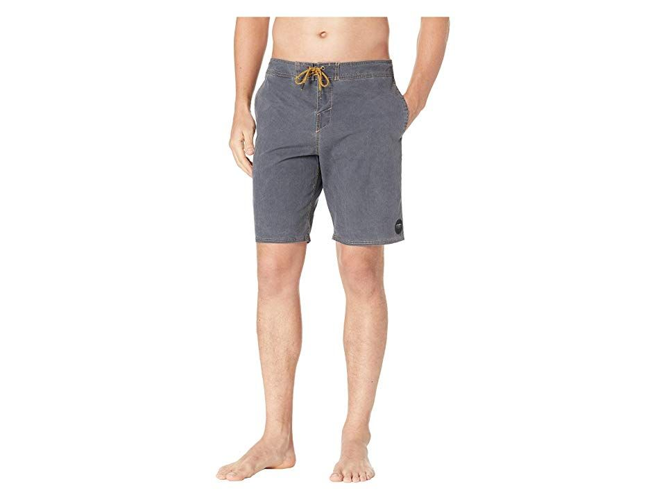 ONeill Faded Cruzer Superfreak Series Boardshorts Dark Navy Mens Swimwear From the beach to poolside youll be set with the classic surf style of the ONeill Faded Cruzer S...