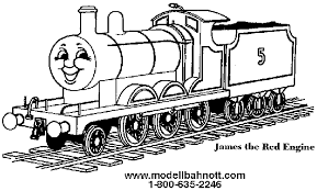 Thomas And Friends Coloring Pages James Google Search Train Coloring Pages Coloring Pages Thomas The Train