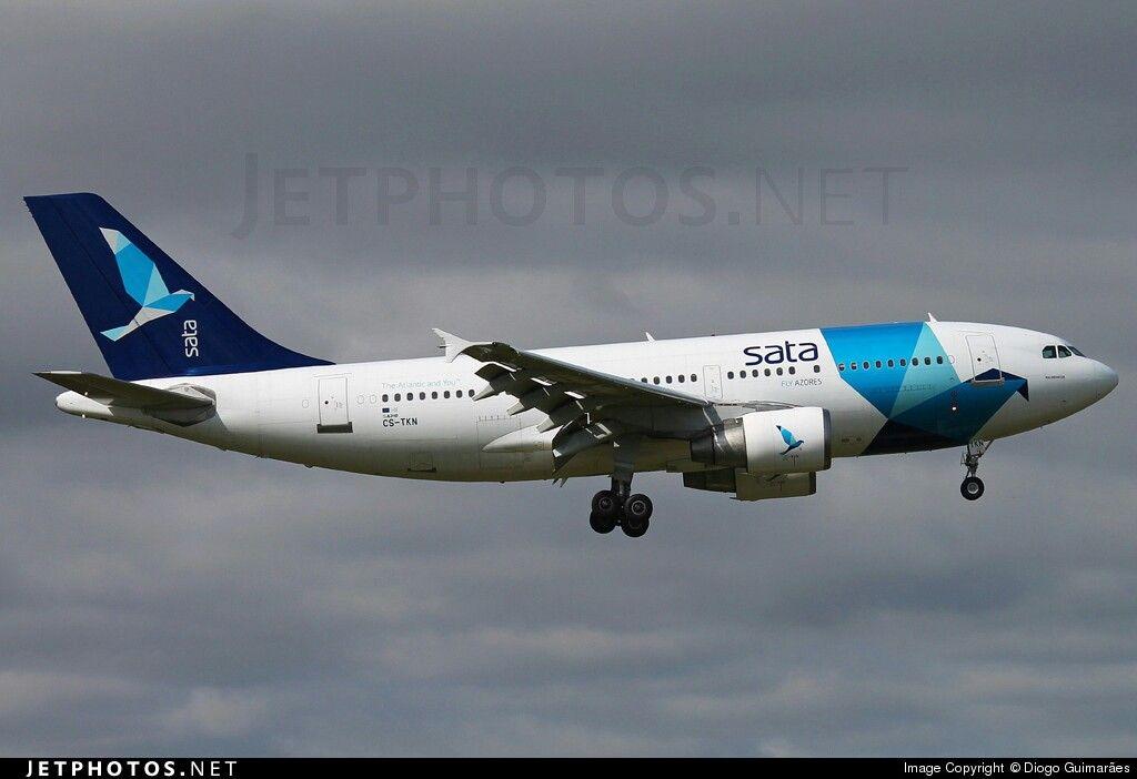 SATA Air Acores Airbus A310-300