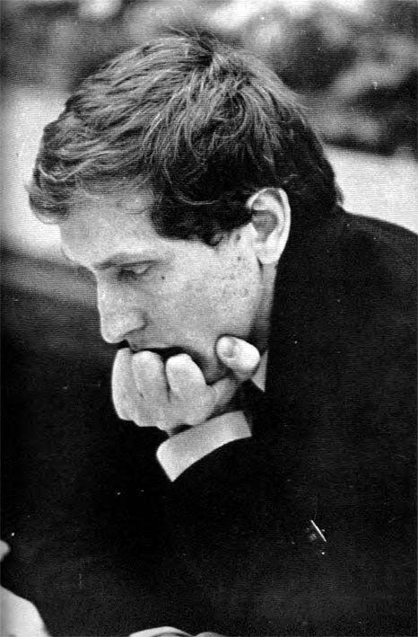 Bobby Fischer a Siegen, 1970. #Chess #Scacchi #BobbyFischer