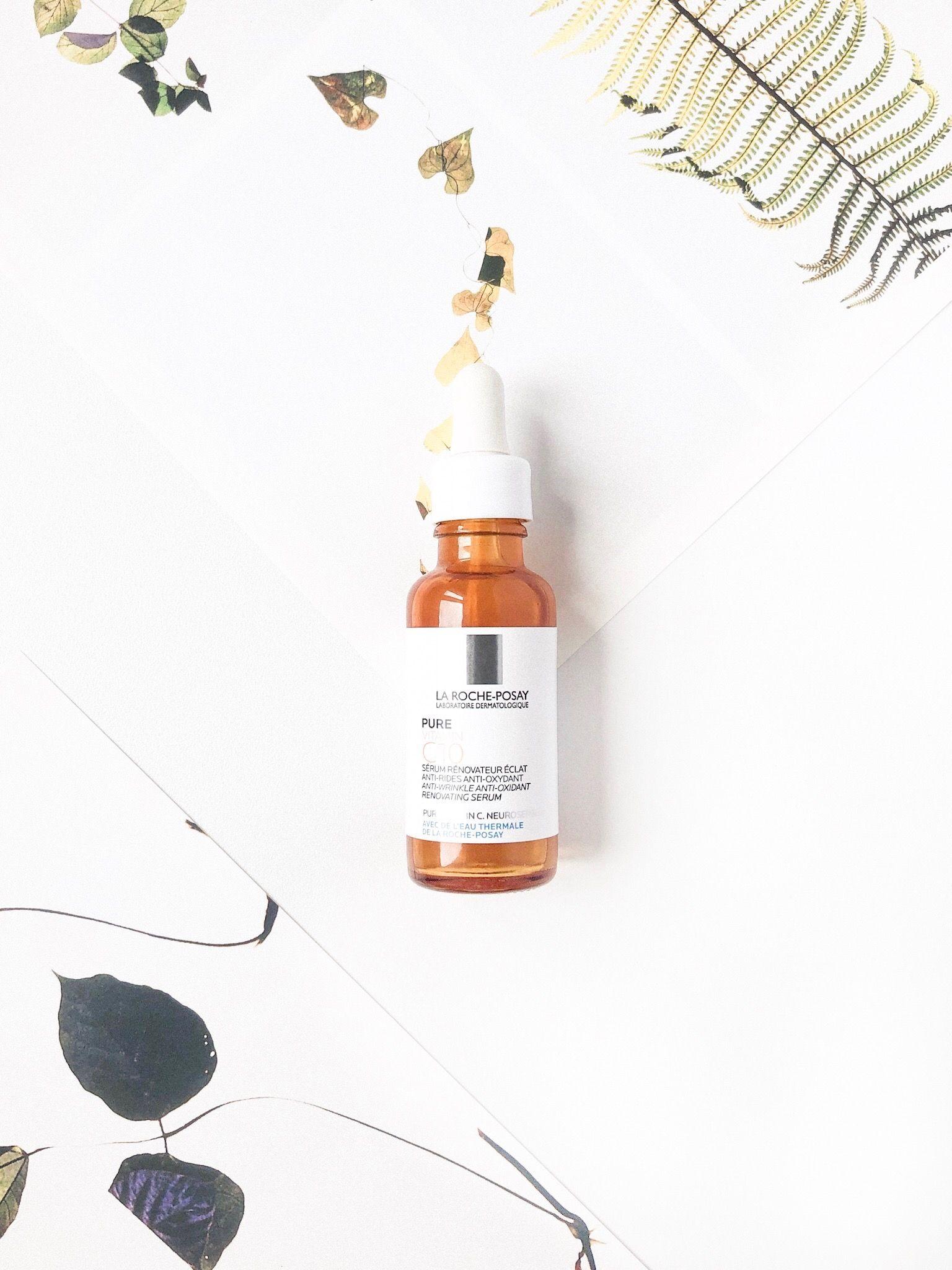 Review La Roche Posay Pure Vitamin C10 Blog De Belleza Cuidado De La Piel Rutina De Belleza