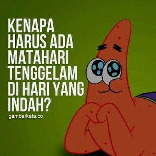 Cekidot Kata Kata Bijak Film Spongebob Squarepants Bijak Spongebob Squarepants Kata Kata Indah