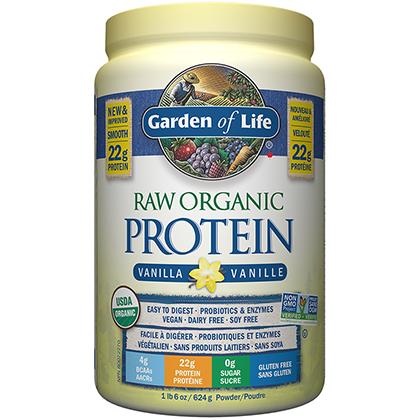 Raw Organic Protein Powder Raw protein, Organic vegan