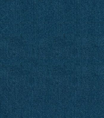 Waverly Upholstery Fabric-Dungarees Blue Jean