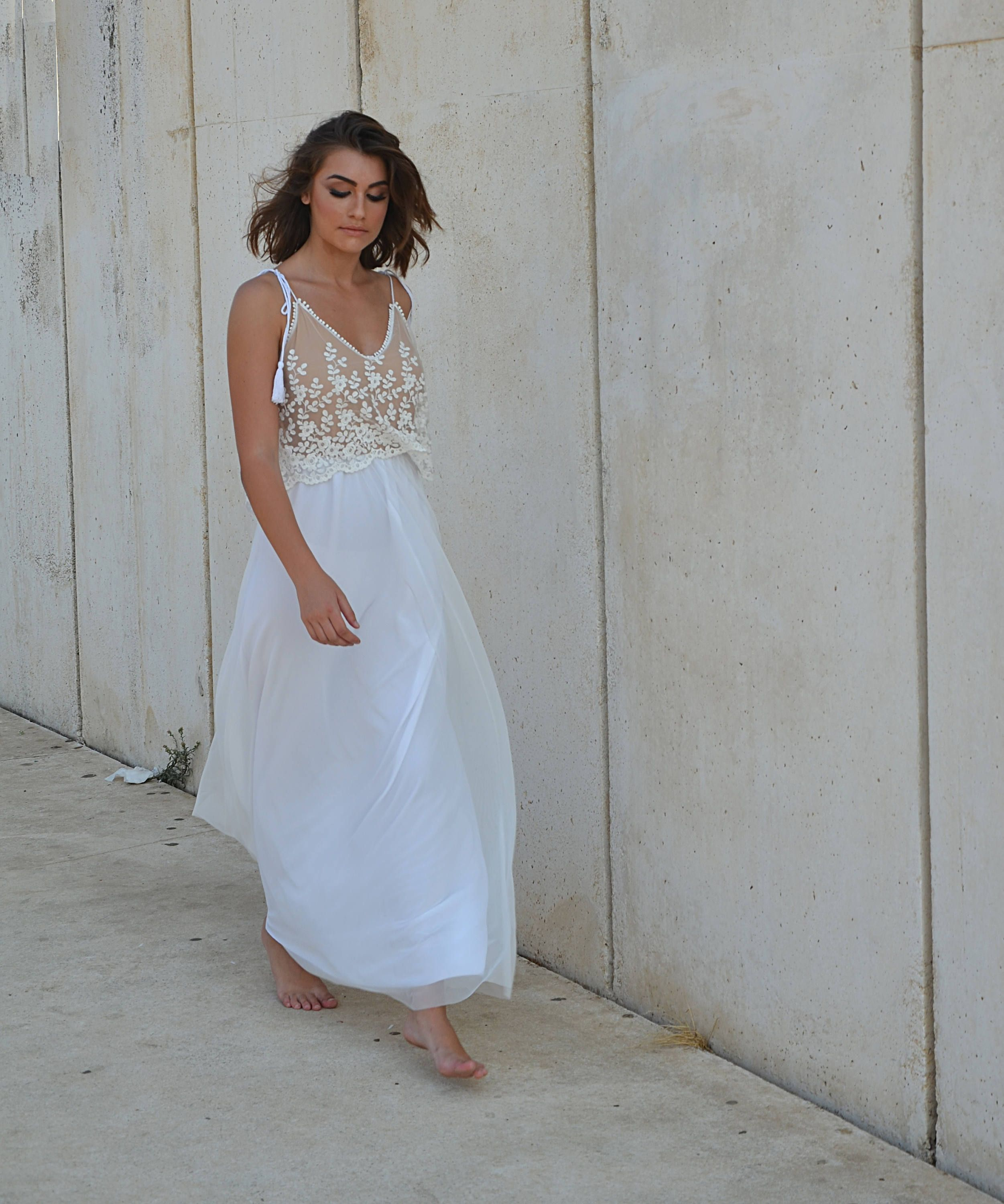 most romantic bohemian wedding dresses romantic bohemian
