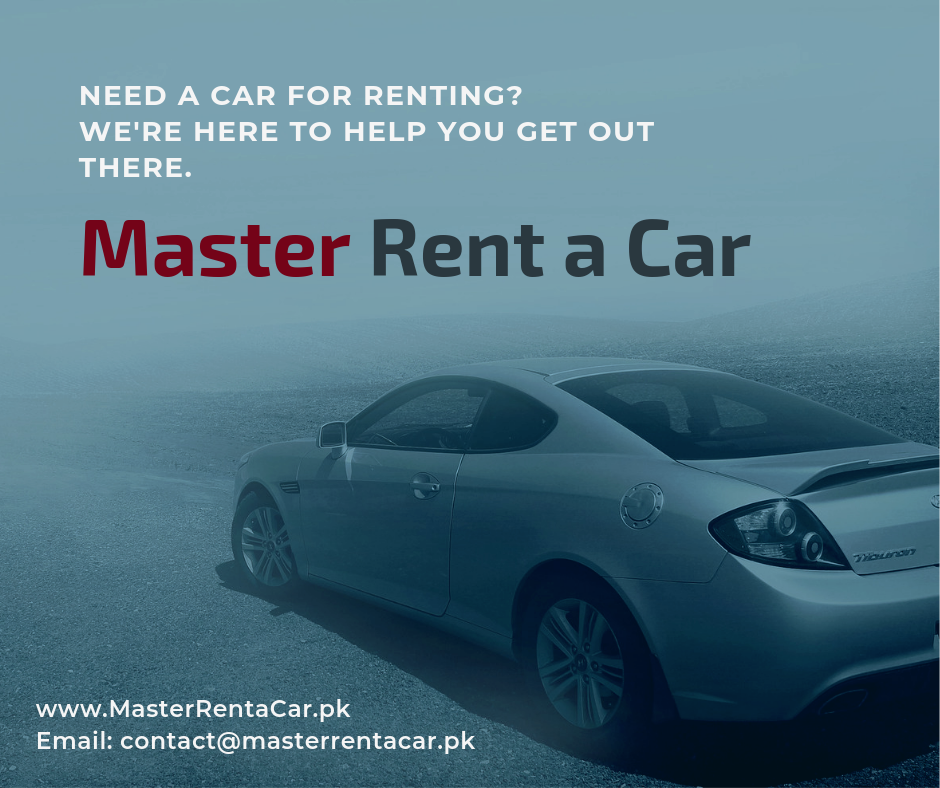 Master Rent A Car Provides Best Car Rental Servies In Karachi At