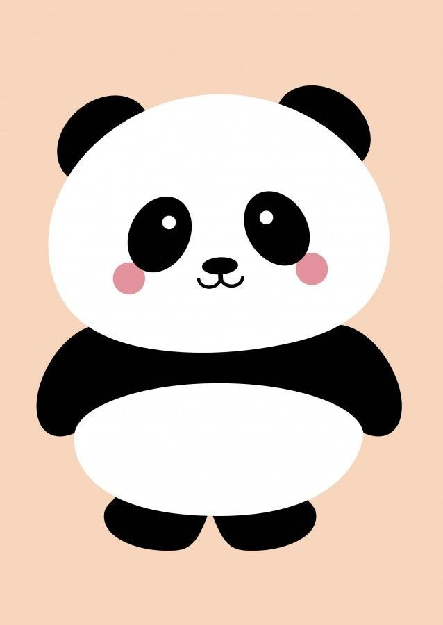 Pin By Rachelle Magpoc On Panda In 2018 Pinterest Panda Dessin