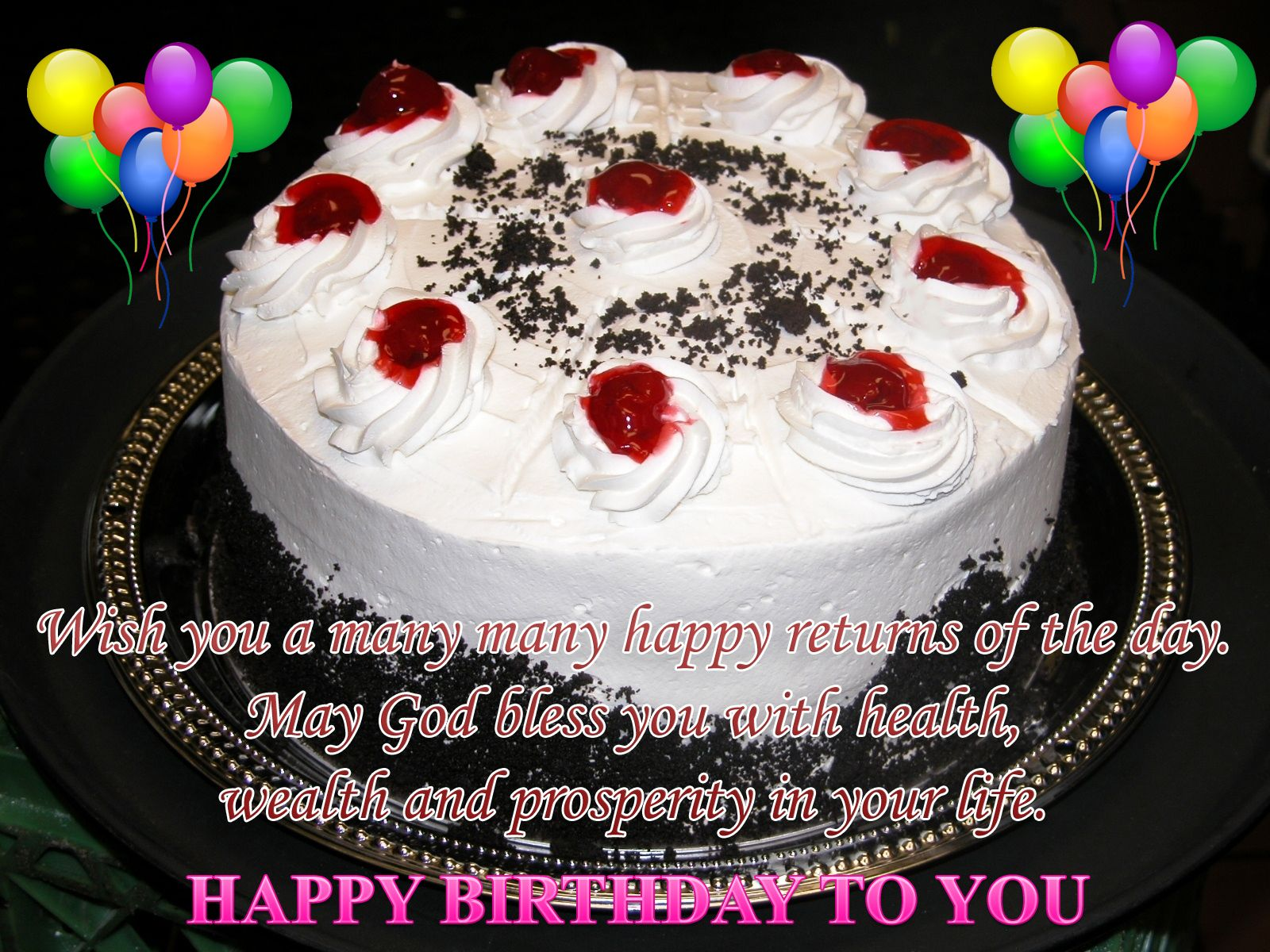 Valentines Day Birthday Message For Husband With Picture Happy Birthday Happy Bir Happy Birthday Cake Pictures Happy Birthday Cake Images Birthday Wishes Cake