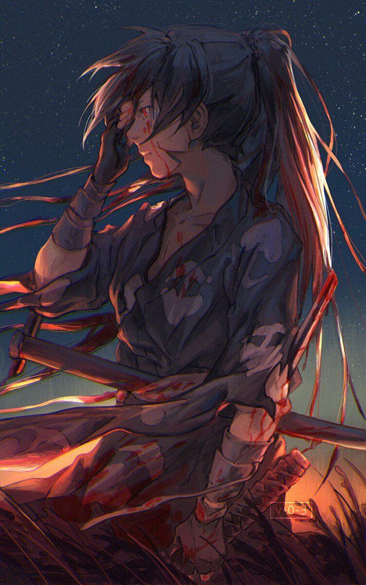 Dororo Anime 面白い絵 イラスト