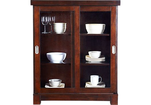 Shop For A Callahan Curio At Rooms To Go. Find China Cabinets That Will  Look Great In Your Home And Complement The Rest Of Your Furniture.