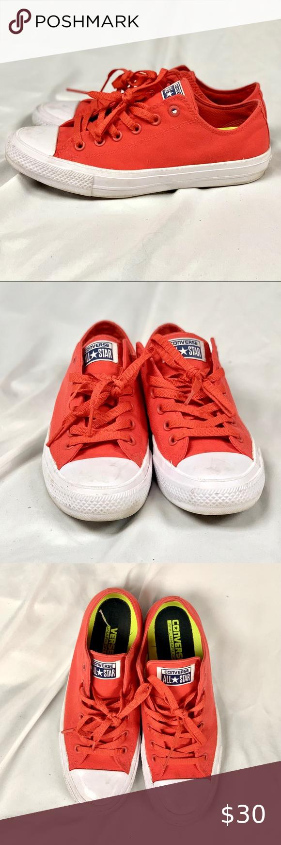 Porra doble Arado  Converse All-Star, Nike Lunarlon insole, worn once   Converse all star,  Worn, Converse