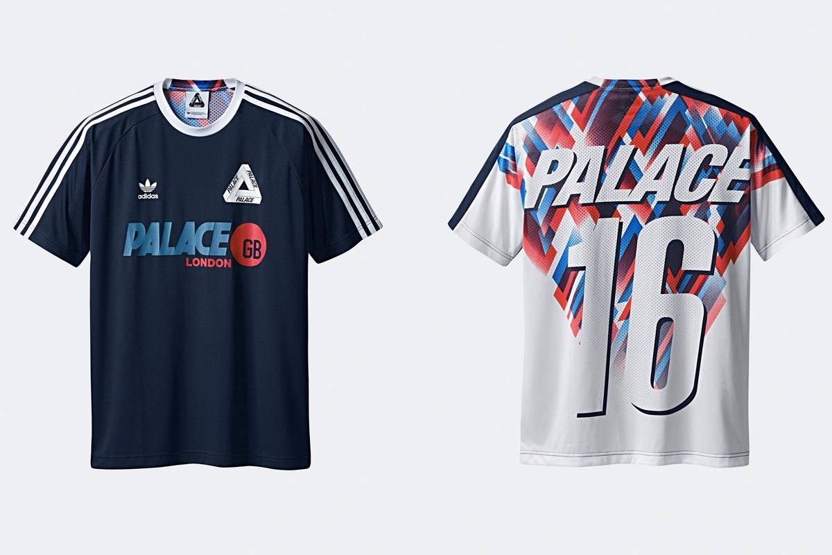 Here's Every Piece From Palace & adidas FW16 Collection