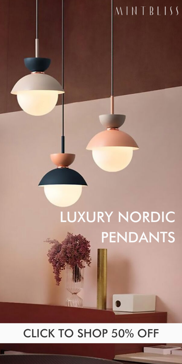 Luxury Pendant Lights Up To 50 Off