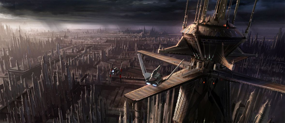 Revenge Of The Sith Battle Of Kashyyyk Artofit