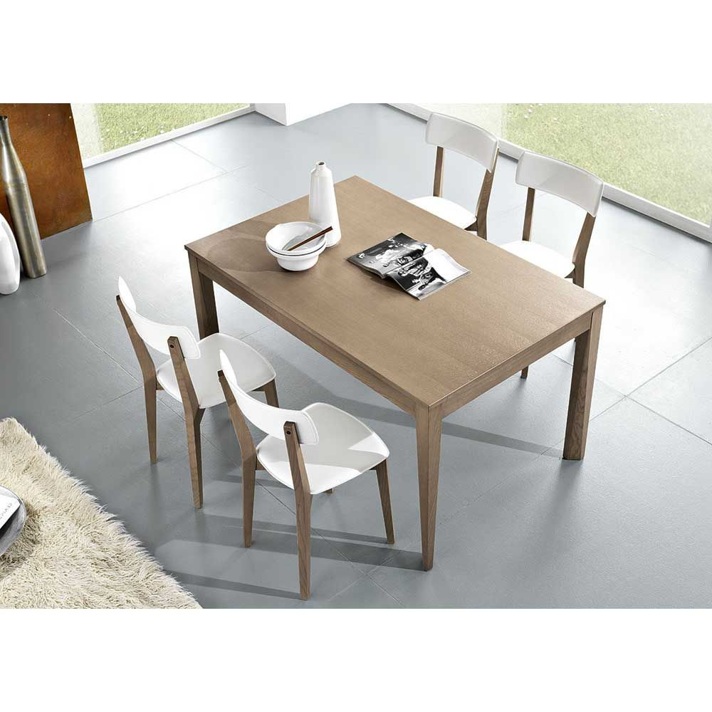 Tavolo rettangolare allungabile Friulsedie Tao | Tavoli ...