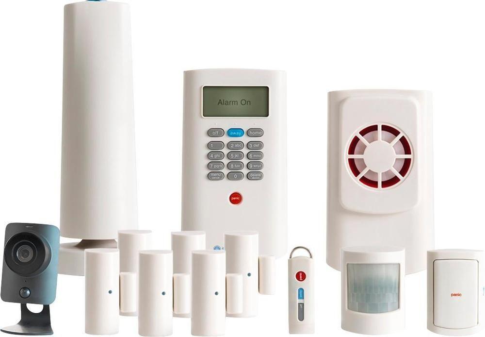 Simplisafe Shield Wireless Home Security System Bby Ss2 Sh Best Buy Wireless Home Security Systems Security Cameras For Home Diy Home Security